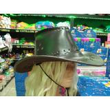 Gorro Cowboy Vaquero - Simil Cuero