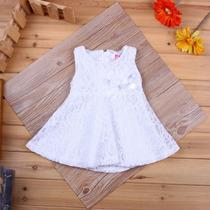 Vestido Bebê Infantil Casual Fashion Festa. Pronta Entrega