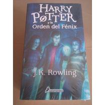 Libro Harry Potter Y La Orden De Fénix