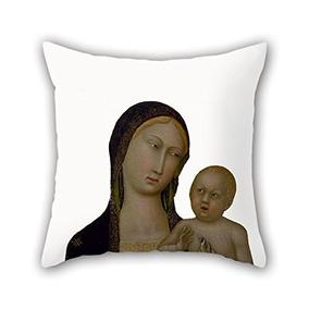 Loveloveu Pintura Al Óleo El Amo Del Siena Madonna Str W3