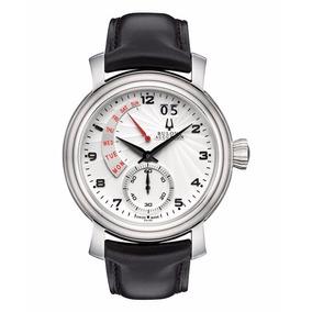 Reloj Bulova 63c102 Hombre Accutron Wr50m Zafiro Suizo Envio