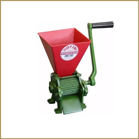 Triturador De Milho \ Manual Maduro Seco (produção 30kg/h)
