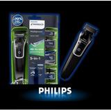 Rasuradora Philips Perfiladora Recargable 5accesorios Oferta