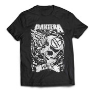 Camiseta Pantera Walk Rock Activity