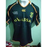 Jersey De Rugby De Sudafrica