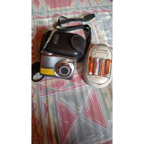 Câmera Fotográfica Kodak Usado Com Carregador De Bateria