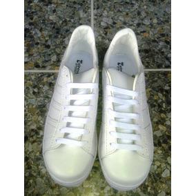 Zapato Deportivo Blanco