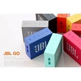 Jbl Go Parlante Bluetooth Inalambrico Original, Nuevo