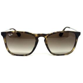Oculos De Sol Ray Ban Chris Rb 4187l 856 13 54 a1032d43ac