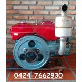 Motor Estacionario A Gasoil De 20hp En Buen Estado! Changay.