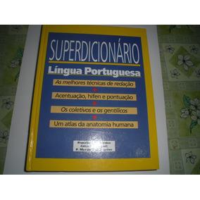 Super Dicionario Lingua Portuguesa - 52 Edição Editora Globo