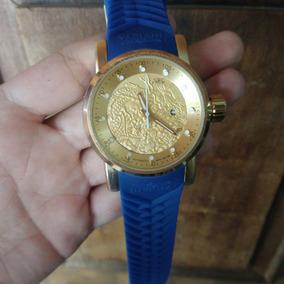 5a018796f8e Aro Azul Vitral Masculino Invicta - Relógio Masculino no Mercado ...