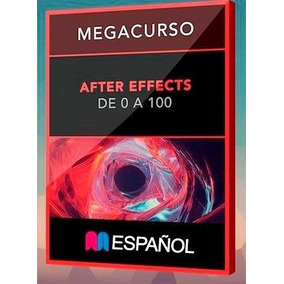 Megacurso After Effects Maestro En +90h