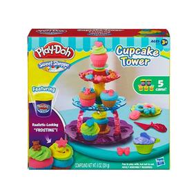 Massa De Modelar Play Doh Torre De Cupcake - Hasbro