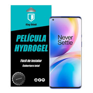 Película Oneplus 8 Pro Kingshield Hydrogel Cobertura Total