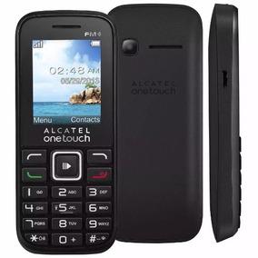 Celular Alcatel 1052d Simples Barato Fm Tela Grande P/ Idoso