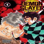 Demon Slayer - Kimetsu No Yaiba 04 - Manga - Ivrea