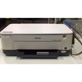 Impressora Epson Workforce T42wd Bulk Ink C/ Tinta Sublimat