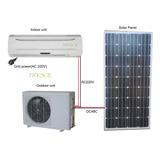 Aire Acondicionado Solar Marca Trysol Hasta 90% Ahorro Real!