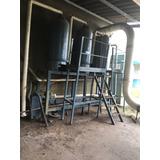 Equipo Lavador De Gases, C/ventilador Centrifugo Inoxidable