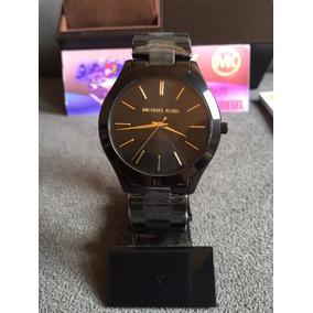 Relogio Michael Kors Visor Preto - Relógios De Pulso no Mercado ... d83522dc96