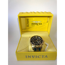 Relogio Invicta-0072 Pro Diver Original 18k