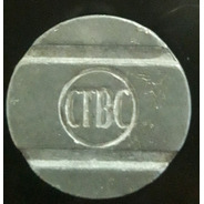 Ficha Telefônica Ctbc