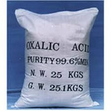 Ácido Oxálico 99,6% 25kg
