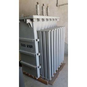 Transformador 500kva Subestacion 13200 Volts 220/127 V