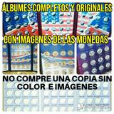 Álbum Coleccionador Monedas Usa Cuartos Dollar 25 Centavo