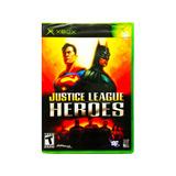 Justice League Heroes Nuevo - Xbox Clasico
