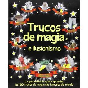 Trucos De Magia E Ilusionismo; Varios Autores