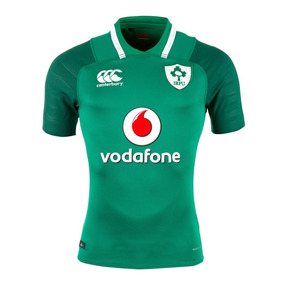 Camiseta Irlanda Rugby 2018 Nova