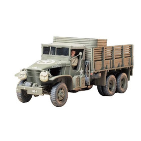 Tamiya Us 2.5 Ton 6x6 Camión De Carga