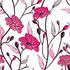 nº 111 Floral Vermelho Suave