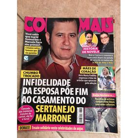 Revista Conta Mais 703 Marrone Deborah Secco Suzana Vieira