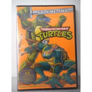 Tortugas Ninja Vol 2 Teenage Mutant Ninja  Dvd