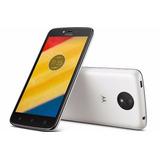 Moto C Plus Red 4g Android 7 Camara 8+2 Mpx Memoria 16+1gb
