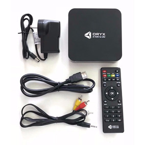 Tv Box Convertidor Smart Oryx Uhd Netflix 1gb Android 6.0