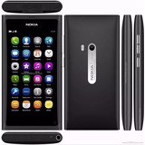 Nokia N9 16gb 8mp Nuevo Hd Wifi Camara 3g Negrogps 3.9