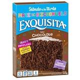 Bizcochuelo Exquisita Chocolate 540gr
