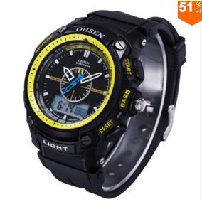 Reloj Ohsen Autentico Analogo Y Digital Envio Gratis