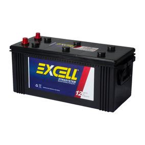 Bateria Automotiva Excell 180ah 12v Iso9001 Caminhão Scânia