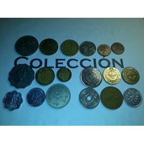 Lote De Monedas De Asia