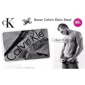 Boxer Calvin Klein Steel - Liquidación