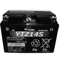 Bateria Yuasa Ytz 14 S