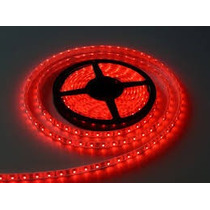 Fita Led Vermelha P/metro Prova Dágua Carro Moto Casa Vitrin