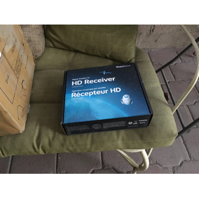 Lote De 4 Receptores Satelitales Hd Marca Shaw Direct