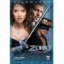 Dvd Novela Zorro A Espada E A Rosa Dublado 18 Dvds Completa
