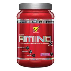 Aminox Bsn 30 Serv 435 Grs Lb Watermelon Aminoácidos